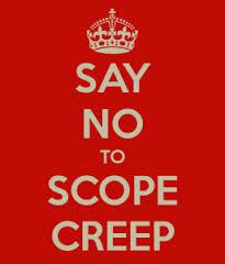 Credential creep 1